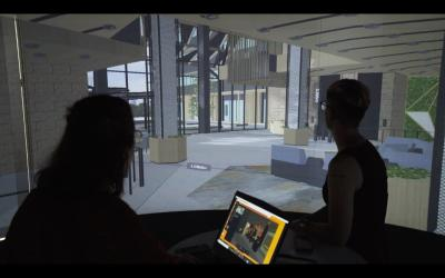 Get right inside all your BIM models with VRcollab in Shared VR